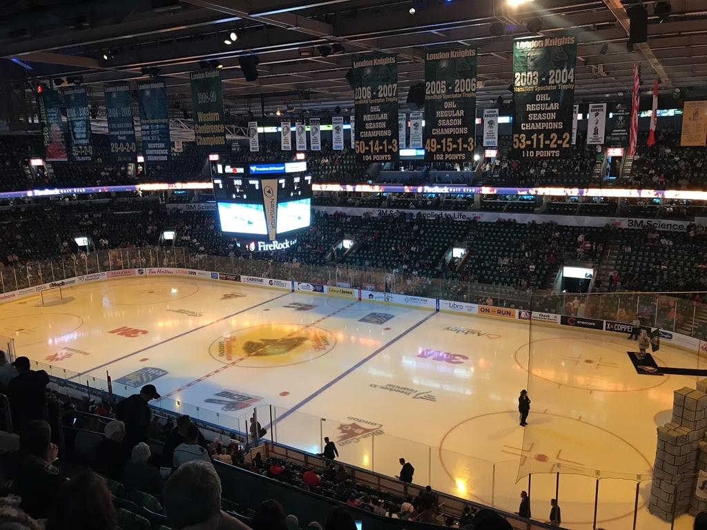 カナダのスポーツといえばアイスホッケー!スタジアムでの観戦は必見!