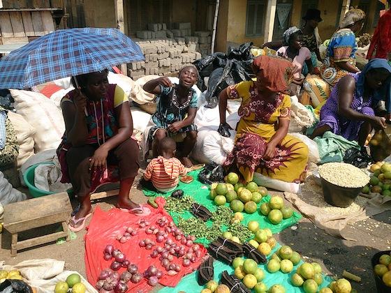 Ghana's Market