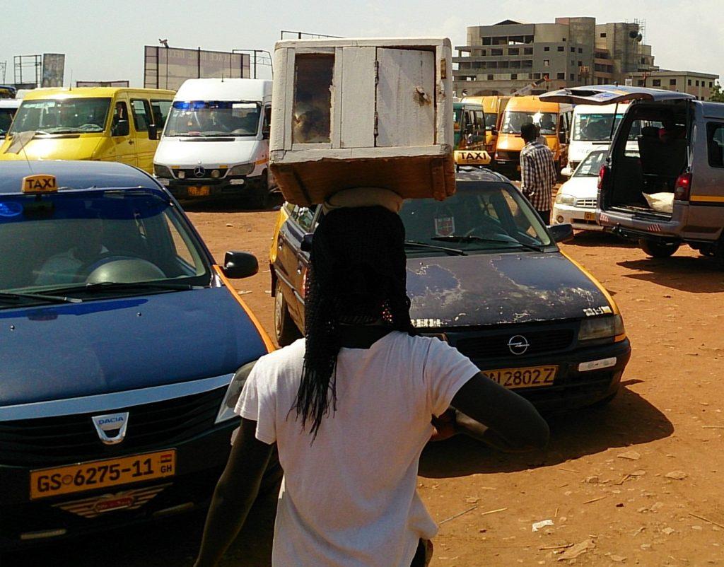 Ghana Taxi