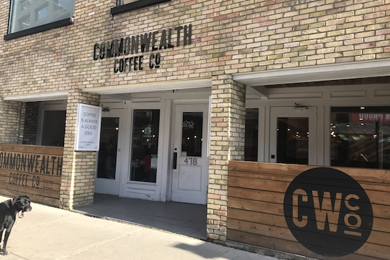 CommonWealth Cafe
