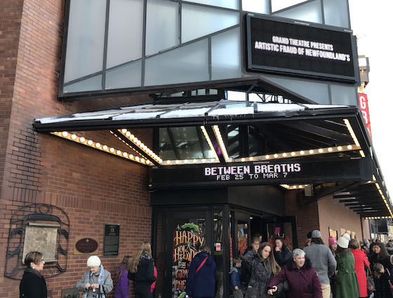 Grand Theatre Board