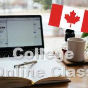College Online Class