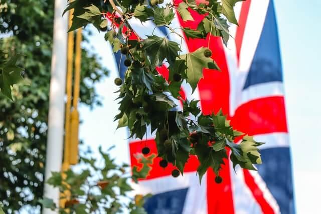 パスポートのいらないイギリス
