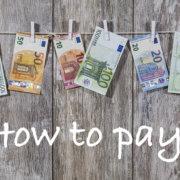 学費、生活費、家賃、どうやって支払うの?