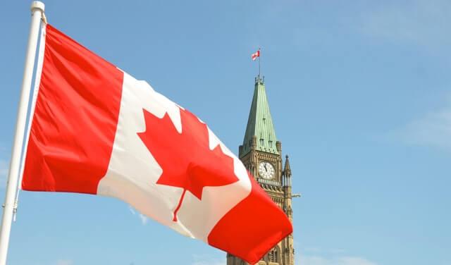 カナダ政府からの正式発表