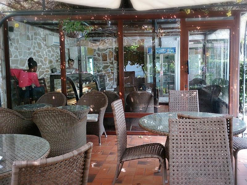 sunshine salada barのカフェ